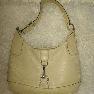 Coach Hobo Pebble leather purse